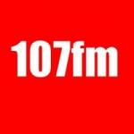 Logo da emissora 107 FM