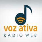 Logo da emissora Radio Voz Ativa