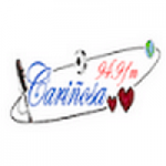 Logo da emissora Radio Cariñosa 94.9 FM