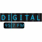 Logo da emissora Radio Digital 95.7 FM