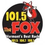 Logo da emissora WEXP 101.5 FM