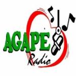 Logo da emissora Radio Agape 90.1 FM