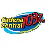 Logo da emissora Radio Cadena Central 103.7 FM