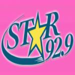 Logo da emissora WEZF 92.9 FM