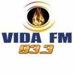 Logo da emissora Radio Vida 93.3 FM