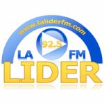 Logo da emissora Radio Lider 92.5 FM
