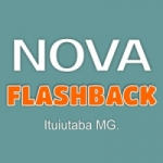 Logo da emissora Nova Flashback