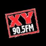 Logo da emissora Radio XY 90.5 FM