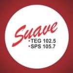 Logo da emissora Radio Suave 102.5 FM