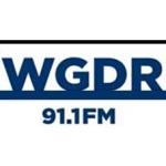 Logo da emissora WGDR 91.1 FM