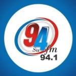 Logo da emissora Radio Su 94.1 FM
