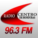 Logo da emissora Radio Centro De Honduras 96.3 FM