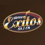 Logo da emissora Radio Stereo Éxitos 88.1 FM