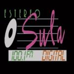 Logo da emissora Radio Estéreo Sula 100.1 FM
