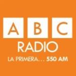 Logo da emissora Radio ABC 550 AM