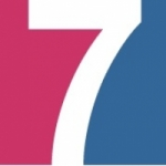Logo da emissora Radio 7 92.7 FM