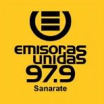 Logo da emissora Radio Emisoras Unidas 97.9 FM