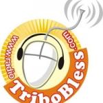 Logo da emissora Rádio Tribo Bless