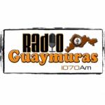 Logo da emissora Radio Guaymuras 1070 AM