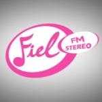 Logo da emissora Radio Stereo Fiel 107. 7 FM