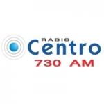 Logo da emissora Radio Centro 640 AM