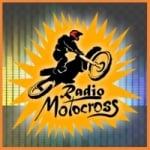 Logo da emissora Rádio Motocross