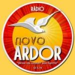 Logo da emissora Rádio Novo Ardor