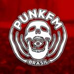 Logo da emissora Punk FM Brasil