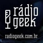 Logo da emissora Rádio Geek