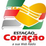 Logo da emissora Estação Coração