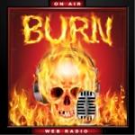 Logo da emissora Burn Web Rádio