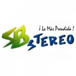 Logo da emissora Radio SB Stereo 102.9 FM