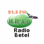 Logo da emissora Radio Betel 91.5 FM