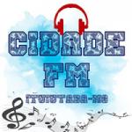 Logo da emissora Cidade FM Ituiutaba