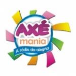 Logo da emissora Axé Mania