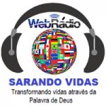 Logo da emissora Rádio Sarando Vidas