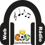 Logo da emissora Web Rádio Esporte Petrópolis