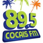 Logo da emissora Rádio Cocais 89.5 FM