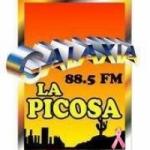 Logo da emissora Radio Galaxia La Picosa 88.5 FM