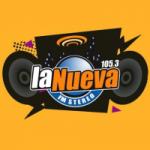 Logo da emissora Radio La Nueva 105.3 FM