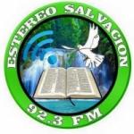 Logo da emissora Radio Estéreo Salvacion 92.3 FM
