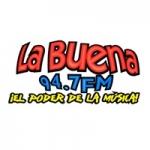 Logo da emissora Radio La Buena 94.7 FM