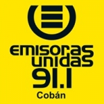 Logo da emissora Radio Emisoras Unidas 91.1 FM