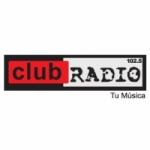 Logo da emissora Club Radio 102.5 FM