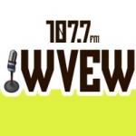 Logo da emissora WVEW 107.7 FM