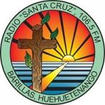 Logo da emissora Radio Santa Cruz 106.5 FM