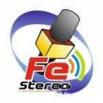 Logo da emissora Fe Stereo