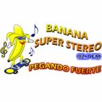 Logo da emissora Radio Banana 92.7 FM