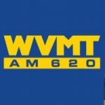 Logo da emissora WVMT 620 AM