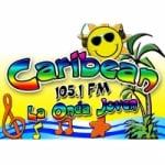 Logo da emissora Radio Caribean 105.1 FM